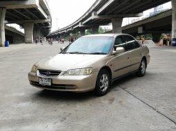 2002 Honda Accord 2.3 Exi  รถพร้อมใช้งาน ราคาเบาๆ