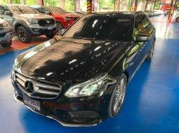 แถมฟรีประกันเครื่องเกียร์ 2ปี Benz E200 2012