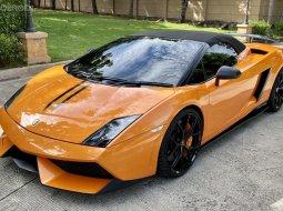 2012 Lamborghini GALLARDO 5.2 LP570-4 Spyder Performante
