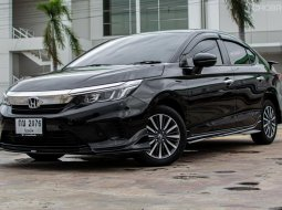 รถมือสอง 2020 Honda CITY 1.0 SV TURBO ฟรีดาวน์ มีรับประกันหลังการขาย ฟรีส่งรถถึงบ้านทั่วไทย