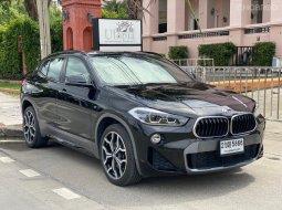 2018 BMW X2 2.0 sDrive20i M Sport X SUV ออกรถฟรี