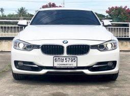 2015 BMW 320i(sport) turbo เบาะแดง LikeBrandnew