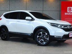 2017 Honda CR-V 1.6 DT EL 4WD SUV AT รุ่น TOP สุด FULL OPTION  7 ที่นั่ง B1021
