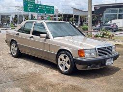 Benz 190E Auto ปี 1993 หาตัวได้ยากแล้ว สภาพแบบนี้ บอดี้เดิมสีเดิมทั้งคัน