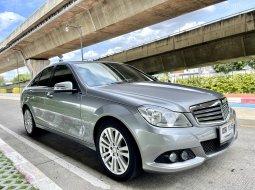 2012 Mercedes Benz C200 CGI รุ่น Facelift