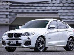 2015 BMW X4 2.0 xDrive20d M Sport 4WD   รถบ้านแท้