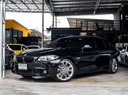 2015 BMW 528i 2.0 M Sport รถเก๋ง 4 ประตู รถบ้านมือเดียว