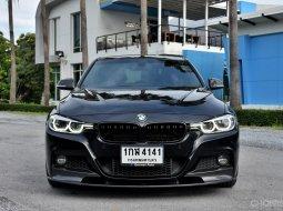 2017 BMW 330E 2.0 M Sport รถเก๋ง 4 ประตู