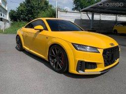 2019 Audi TT 2.0 45 TFSI quattro S line 4WD รถเก๋ง 2 ประตู รถบ้านมือเดียว