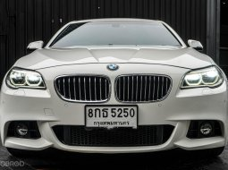2017 BMW 525d 2.0 M Sport รถเก๋ง 4 ประตู