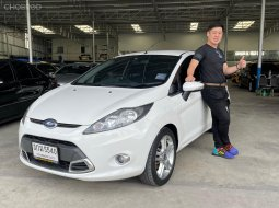 ขายรถ 2014 Ford Fiesta 1.5 Sport รถเก๋ง 5 ประตู