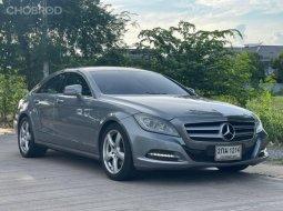 2013 Mercedes-Benz CLS250 CDI   รถสวย ไมล์แท้   ออกรถง่าย ดอกเบี้ยเริ่มต้น 2.79%