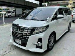 2016 Toyota ALPHARD 2.5 S C-Package รถตู้/MPV รถสวย