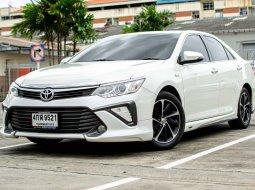 2016 Toyota CAMRY 2.0 G Extremo เข้าศูนย์ตลอด เจ้าของขายเอง