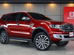 2020 Ford Everest 2.0 Titanium+ SUV AT ไมล์7,074 KM รถยังอยู่ในการรับประกันจากศูนย์ B1762