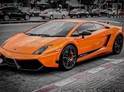 2012 Lamborghini GALLARDO 5.2 LP570-4 Superleggera 4WD รถเก๋ง 2 ประตู รถบ้านมือเดียว