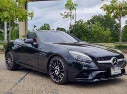 2018 Mercedes-Benz SLC300 2.0 AMG Dynamic รถเปิดประทุน รถสวย