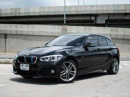 BMW 118i Msport LCI ปี 2017 BSI เหลือ !! ไมล์วิ่งน้อยจัด 11,600 กิโลเมตร มือเดียวป้ายแดง