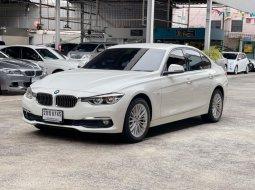 2016 BMW 320d 2.0 Luxury รถเก๋ง 4 ประตู ออกรถ 0 บาท