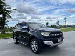 2016 Ford Everest 3.2 Titanium+ 4WD SUV ออกรถง่าย