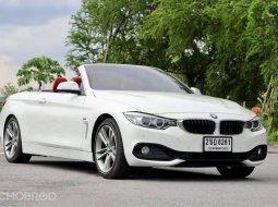 ขาย : BMW 420I Convertible Sport Line Package F33 ปี 2015