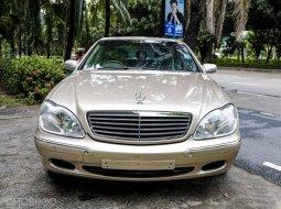 2001 Mercedes-Benz S280 2.8 รถเก๋ง 4 ประตู