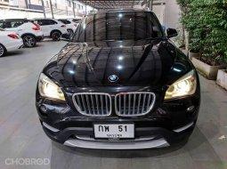2013 BMW X1 2.0 sDrive18i Sport รถเก๋ง 5 ประตู รถบ้านแท้