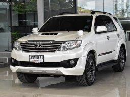 2014 Toyota Fortuner 3.0 TRD Sportivo 4WD SUV เจ้าของขายเอง