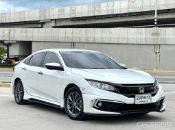 2020 Honda CIVIC 1.8 EL i-VTEC รถเก๋ง 4 ประตู รถบ้านแท้
