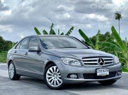 2010 Mercedes-Benz C200 CGI 1.8 Elegance รถเก๋ง 4 ประตู รถสวย