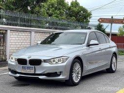 จองให้ทัน BMW 320i Luxury 2016 โฉม F30 สีเทา AT