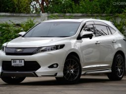 2014 Toyota HARRIER 2.0 PREMIUM SUV ดาวน์ 0%