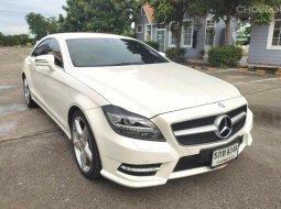 2014 Mercedes-Benz CLS250 CDI 2.1ดีเซล
