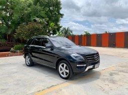 2013 Mercedes-Benz ML250 CDI 2.1 4WD SUV รถบ้านมือเดียว