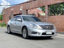 ฟรีดาวน์ 2012 Nissan TEANA 2.5 250 XV Sport รถเก๋ง 4 ประตู รถบ้านแท้