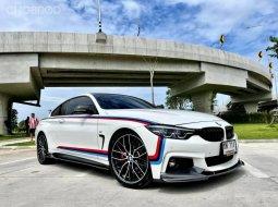 2018 BMW 430i 2.0 M Sport รถเก๋ง 2 ประตู
