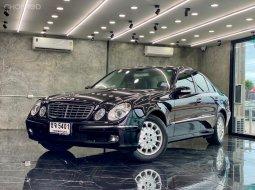 2006 Mercedes-Benz E200 1.8 Elegance  ไมล์ 33,xxx km.