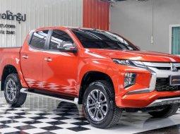 🔥ฟรีทุกค่าดำเนินการ🔥 2021 Mitsubishi TRITON 2.4 Double Cab Plus GLS รถกระบะ ออกรถ 0 บาท