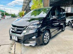 ขายรถมือสอง 2019 Nissan Serena 2.0 S-Hybrid รถตู้/MPV