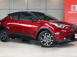 2019 Toyota C-HR 1.8 HV Hi SUV AT วิ่งเพียง 7,986 KM Model Mnc รุ่น Top สุด Full Option P7964