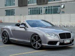 รถยนต์หรู รถหรู ซุปเปอร์คาร์ รถเปิดประทุน รถ2ประตู รถหรูเปิดประทุน Bentley  2014 รถเจ้าของขายเอง