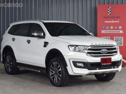 2019 Ford Everest 2.0 Titanium+ 4WD SUV ออกรถฟรีดาวนื
