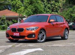2016 BMW 118i 1.6 M Sport รถเก๋ง 5 ประตู รถบ้านมือเดียว