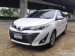 ฟรีดาวน์ ถูกสุดในตลาด แค่359,000บาท Toyota Yaris Ativ 1.2G Auto ปี2018 ไมล์น้อย ภาษีหมด2565สภาพนางฟ้