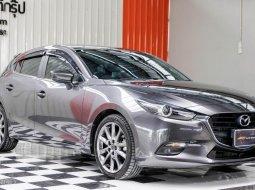 🔥ฟรีทุกค่าดำเนินการ🔥 Mazda 3 2.0 S Sports ปี2019 รถเก๋ง 5 ประตู
