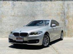 2015 BMW 520d 2 รถเก๋ง 4 ประตู ผ่อนเริ่มต้น