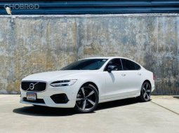 2020 Volvo S90 2.0 T8 R-Design 4WD รถเก๋ง 4 ประตู รถบ้านแท้