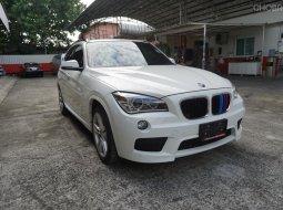 2015 BMW X1 2.0 sDrive18i M Sport SUV รถสวย