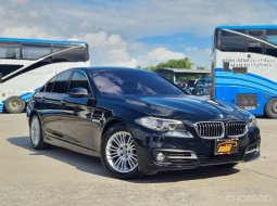 2014 BMW 520d 2.0 Luxury ฟรีดาวน์ ผ่อน 16,xxx