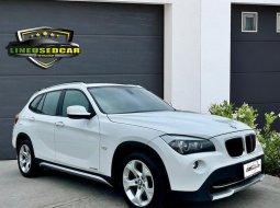 2012 BMW X1 Sdrive 1.8i เบาะไฟฟ้า พร้อม Memory  เซนเซอร์รอบคัน
